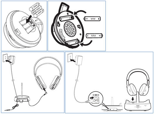 how to use philips shc1300